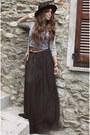 Black-crop-tally-weijl-top-fringe-polyvore-bag-black-plise-zara-skirt