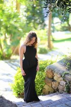 black JARLO dress