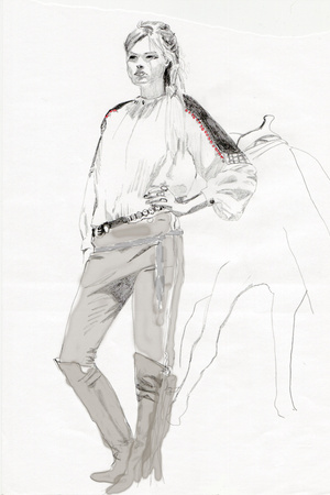 Gucci shirt - pants - shoes