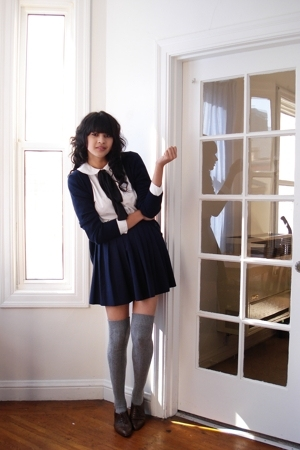 schoolgirl revisted