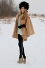 Aquamarine-secondhand-shirt-beige-c-a-cape