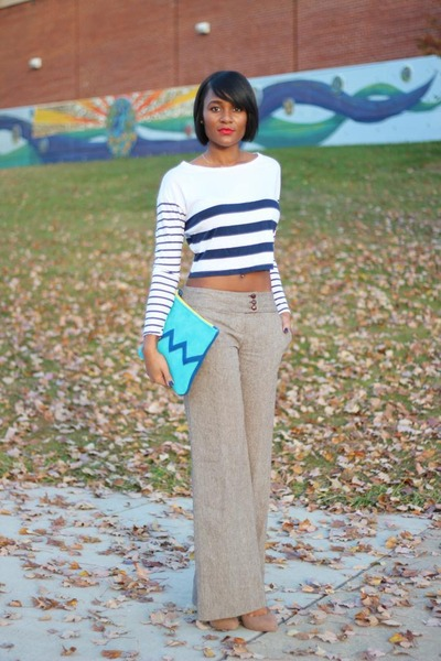 Forever 21 top - Express pants