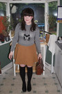 American-apparel-skirt-topshop-jumper