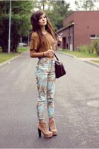 cotton Motel Rocks pants
