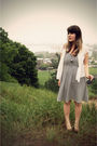 White-lucca-couture-via-threadsence-dress-white-forever-21-top-brown-urban-o