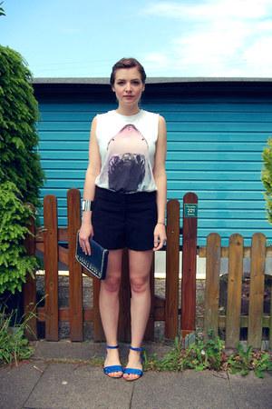 Zara shirt - H&M shorts - Zara sandals