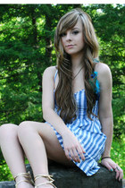 hollister dress - American Eagle sandals - accessories