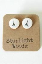 Starlight Woods earrings