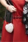 Stonecreek-boots-studded-heart-romwe-bag-bad-style-necklace