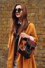 Crimson-topshop-mustard-wollen-coat-coat
