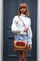 Luna Leather Satchel