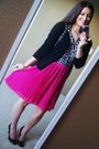 Old-navy-skirt-chanel-bag-forever-21-blouse
