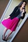 Old-navy-skirt-chanel-bag-forever-21-blouse