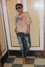 Jefferey-campbell-boots-zara-jeans-urbanoutfitters-sweater