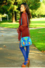 Converse-blouse-forever-21-tights-jessica-simpson-shoes-bag