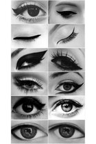 black eyeliner accessories