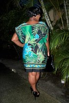 tropical Ross dress