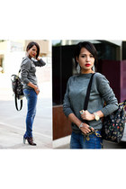 Juicy Couture bracelet - braccialini bag - Juicy Couture earrings
