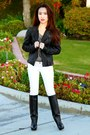 Zara-boots-white-abercrombie-jeans-leather-zara-jacket