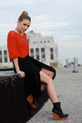Brick-red-vintage-sweater-black-silence-noise-skirt-black-jeffrey-campbel