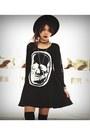 Black-creepers-choiescom-shoes-black-skull-gauze-choiescom-dress