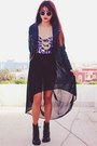 Bronze-lola-necklace-purple-dip-hem-motelrocks-dress