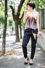 White-gufo-wear-shirt-light-yellow-rename-bag-black-choies-sandals