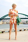 Forest-green-woakao-bag-salmon-sheinside-shorts-salmon-sheinside-blouse