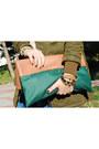 Tawny-bershka-boots-navy-zara-jeans-army-green-lookbookstore-jacket