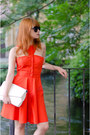 Cut-out-asos-dress-vintage-bag-o3-eyewear-sunglasses-blue-suede-smh-heels