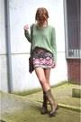 Forever-21-sweater-bershka-skirt
