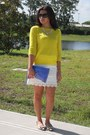 Yellow-j-crew-sweater-violet-rebecca-minkoff-bag
