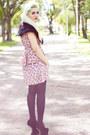Black-jeffrey-campbell-shoes-tan-candy-print-peppermint-dress