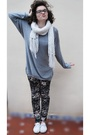 Silver-h-m-sweater-purple-zara-leggings-white-shoes-black-zara-jacket-wh