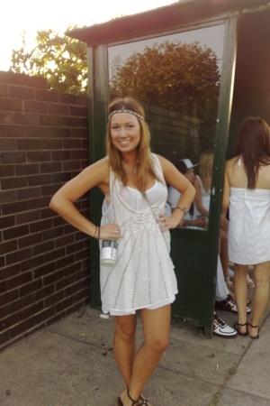 sportsgirl headband accessories - chloey dress - Sportsgirl purse - Sportsgirl s
