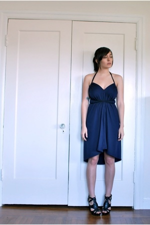 American Apparel dress - Steve Madden shoes