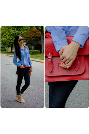 classic cambridge satchel bag