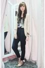 H-m-blazer-topshop-top-zara-pants-steve-madden-shoes-michael-kors-
