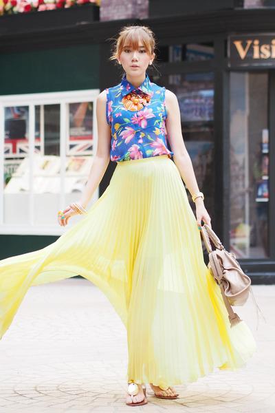 jovonna london skirt - sm accessories necklace
