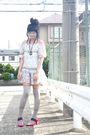Black-mokoyacom-accessories-pink-shoponblogcom-dress-gray-socks-pink-shoes
