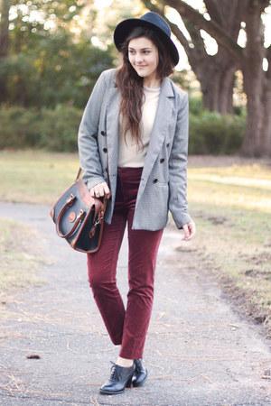 corduroy H&M pants