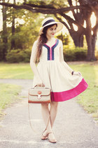 beige PB&J Boutique dress