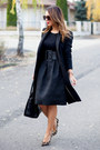 Black-zara-coat-black-celine-bag-black-midi-river-island-skirt