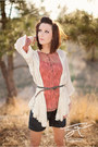 Ivory-heartloom-sweater-navy-makers-shorts-coral-left-on-houston-blouse