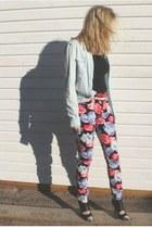jeans - heels