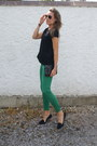 Zara-shoes-ray-ban-sunglasses-zara-top-zara-pants