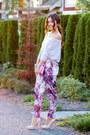 Foldover-riannaphillips-bag-nude-patent-aldo-heels