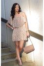 Gianni-bini-dress-macys-purse-elie-tahari-heels