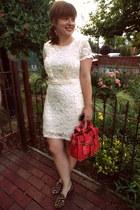 asos dress - Chloe bag - sam edelman loafers