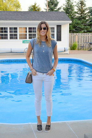 DKNY watch - BDG jeans - Michael Kors bag - Betsey Johnson sunglasses